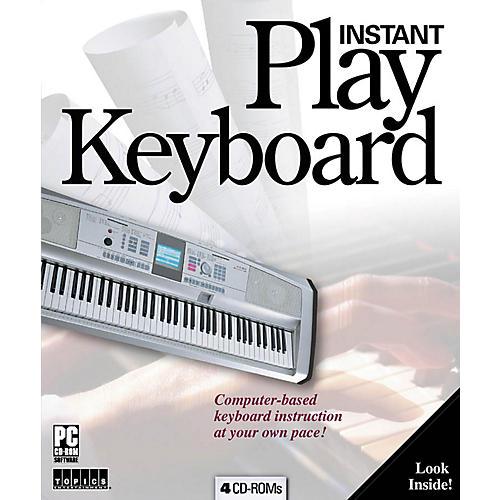 Music Sales Instant Play Keyboard Music Sales America Series CD-thumbnail