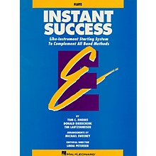 Hal Leonard Instant Success - Baritone T.C. (Starting System for All Band Methods) Essential Elements Series