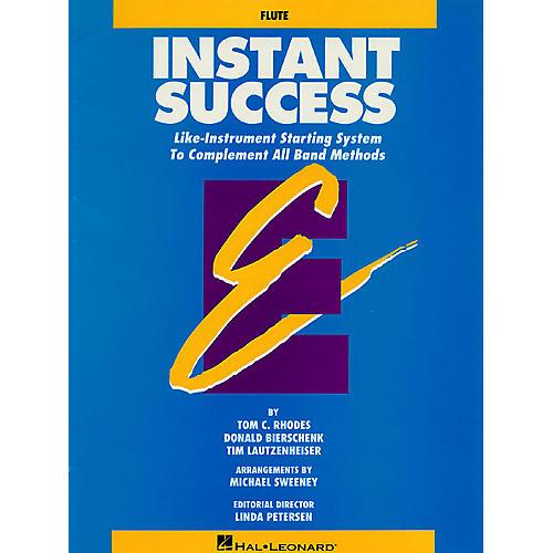 Hal Leonard Instant Success - Teacher's Guide (Starting System for All Band Methods) Concert Band