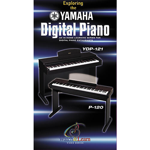 Yamaha Instructional Video for Digital Pianos-thumbnail