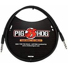 "Pig Hog Instrument Cable 1/4"" TRS to 1/4"" TRS (3 ft.) 3 ft."