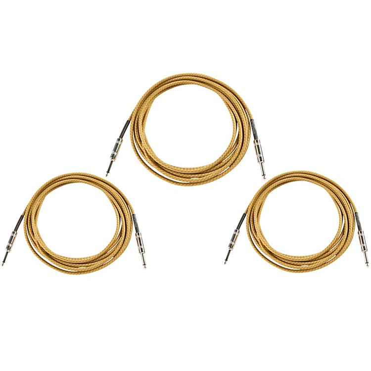 Musician's GearInstrument Cable 3 Pack
