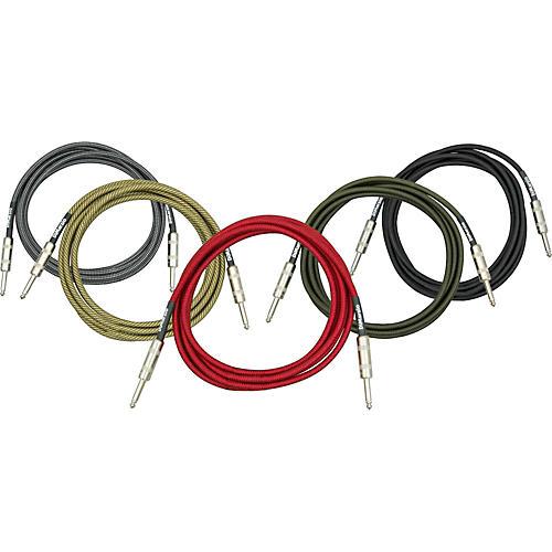 DiMarzio Instrument Cable Black 18 ft.