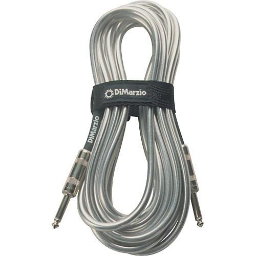 DiMarzio Instrument Cable Metallic Chrome 18 ft.