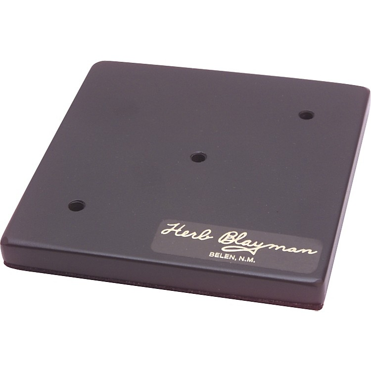 BlaymanInstrument Stand Bases5 X 5 Base - 1 Or 2 Instruments