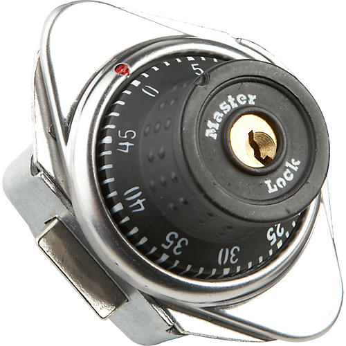 Norren Instrument Storage Cabinet Locks Master Keyed Built In Combination Lock