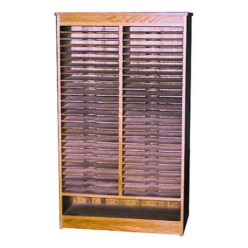 Sherrard Instrumental Folio Cabinets Single 50
