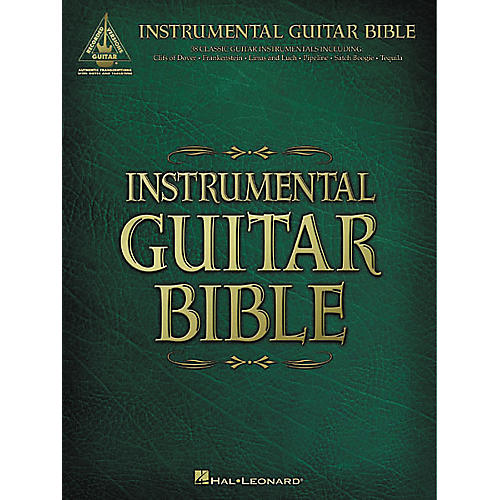 Hal Leonard Instrumental Guitar Bible Book-thumbnail