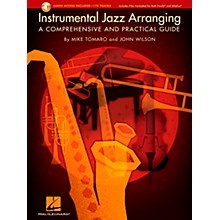Hal Leonard Instrumental Jazz Arranging: A Comprehensive And Practical Guide Book/2CD Pack