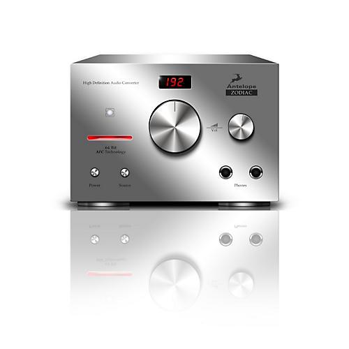 Antelope Audio Integrity Zodiac 192kHZ DAC High-Definition USB D/A Converter-thumbnail