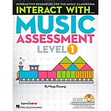Hal Leonard Interact with Music Assessment (Level 1) CD-ROM