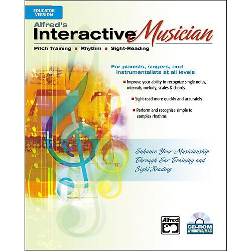 Alfred Interactive Musician Educator Version (CD-ROM)-thumbnail