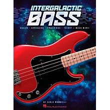 Hal Leonard Intergalactic Bass - Scales, Arpeggios, Fingerings, Theory & Much More!