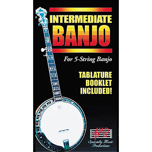 Specialty Music Productions Intermediate 5-String Banjo Video-thumbnail