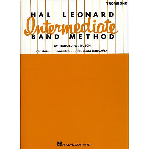 Hal Leonard Intermediate Band Method Trombone-thumbnail