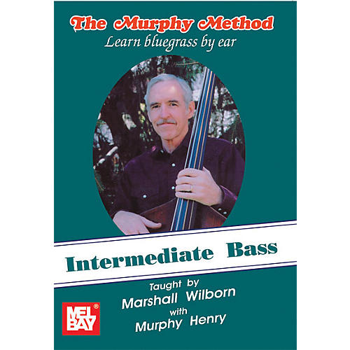 Mel Bay Intermediate Bass - Learn Bluegrass by Ear DVD