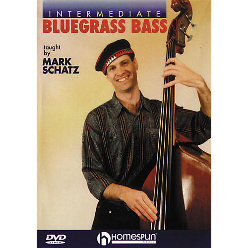 Homespun Intermediate Bluegrass Bass (DVD)