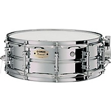 Yamaha Intermediate Concert Snare Drum; 1.2mm Chrome-Plated Steel Shell