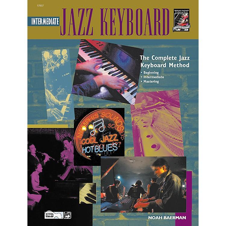 AlfredIntermediate Jazz Keyboard (Book/CD)
