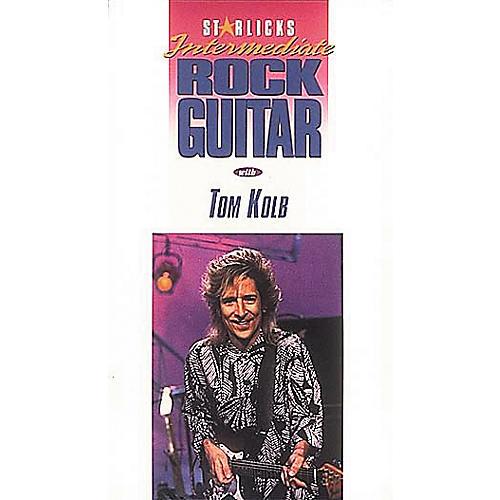 Hal Leonard Intermediate Rock Guitar Video