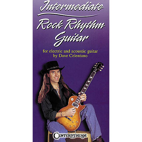 Centerstream Publishing Intermediate Rock Rhythm Guitar (VHS)