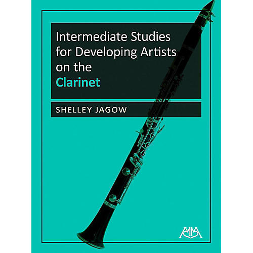 Meredith Music Intermediate Studies for Developing Artists on the Clarinet-thumbnail