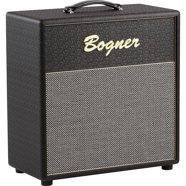 BognerInternational Series 112O 1x12 Guitar Speaker CabinetComet Black