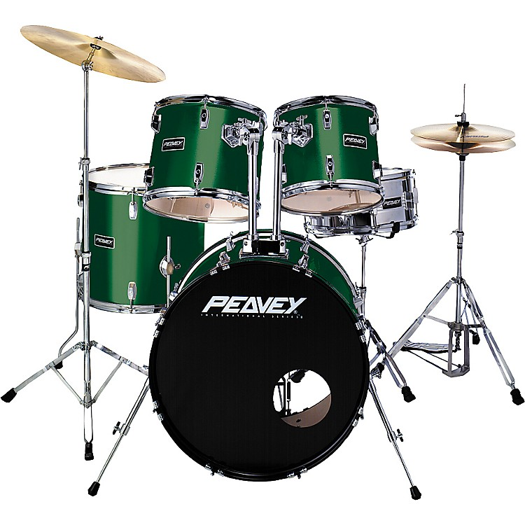 PeaveyInternational Series II Drum Kit