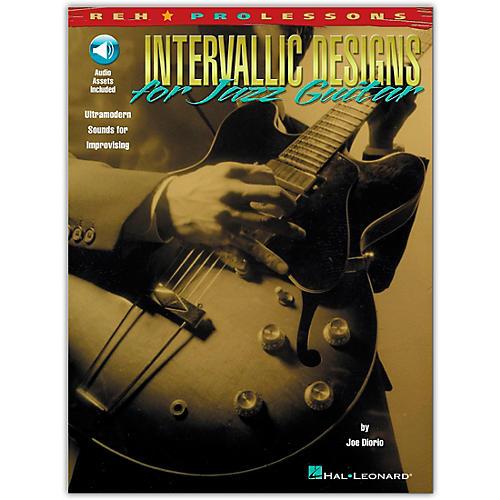 Hal Leonard Intervallic Designs for Jazz Guitar (Book/CD)