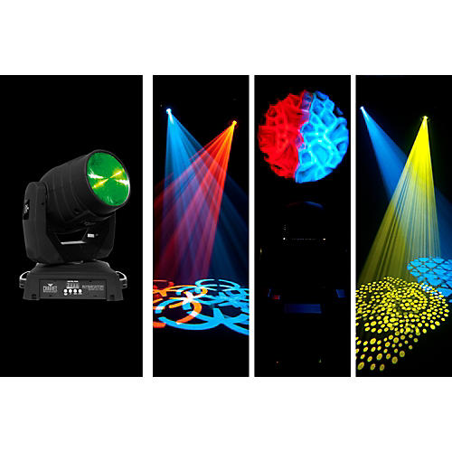 CHAUVET DJ Intimidator Beam LED 350 Moving Head Effects Light-thumbnail