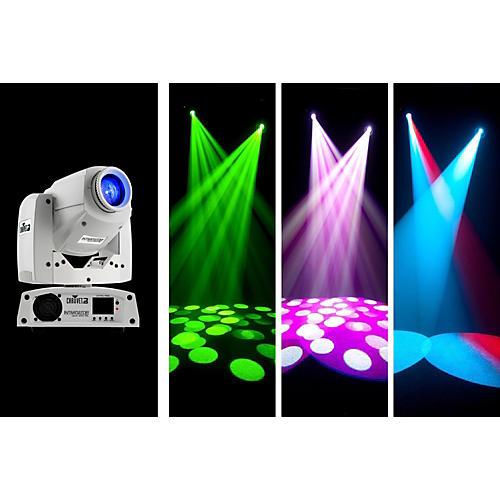CHAUVET DJ Intimidator Spot 255 IRC LED Moving Head Effect Light - White