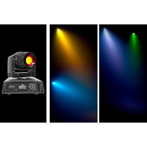 Chauvet Intimidator Wash LED 150 moving head wash