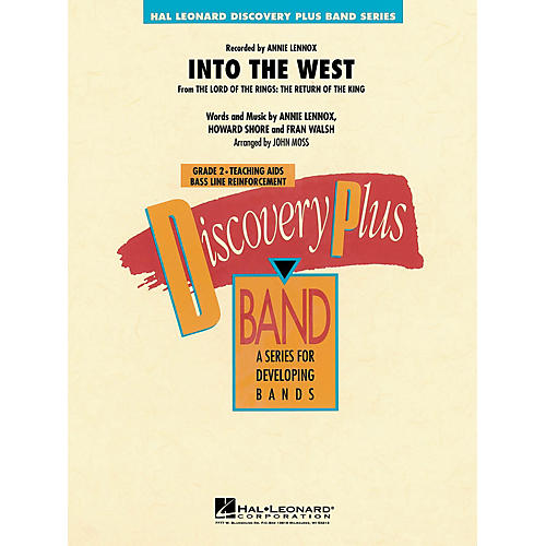 Hal Leonard Into the West (from Lord of the Rings: The Return of the King) - Discovery Plus Level 2 arranged by Moss