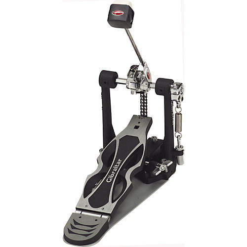 Gibraltar Intruder Dual-Chain Drive Single Bass Drum Pedal