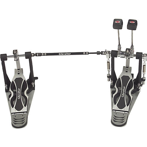 Gibraltar Intruder Strap-Drive Double Bass Drum Pedal