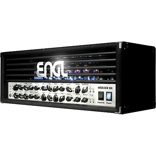 Engl Invader 100 E 642 Tube Guitar Amp Head