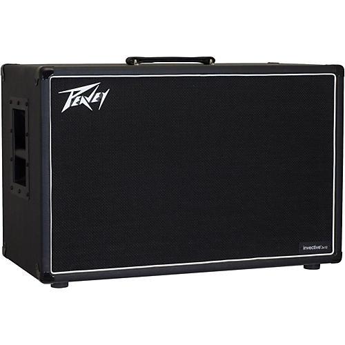 peavey 120w 2x12 guitar speaker cabinet musician 39 s friend. Black Bedroom Furniture Sets. Home Design Ideas