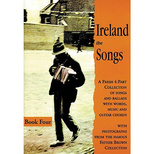 Waltons Ireland: The Songs - Book Four Waltons Irish Music Books Series Softcover-thumbnail