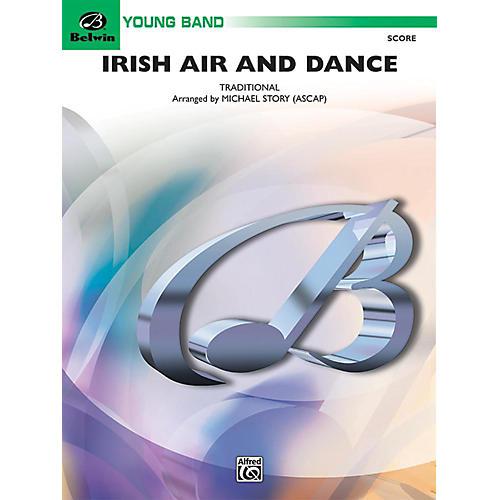 Alfred Irish Air and Dance Concert Band Grade 2 Set