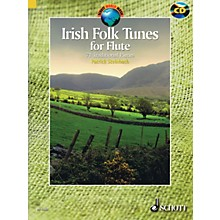 Schott Irish Folk Tunes for Flute Schott Series Softcover with CD