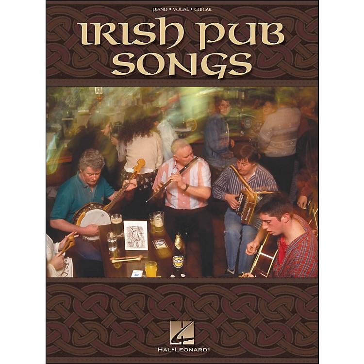 Hal LeonardIrish Pub Songs arranged for piano, vocal, and guitar (P/V/G)