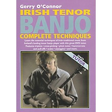 Waltons Irish Tenor Banjo Complete Techniques Waltons Irish Music Dvd Series DVD Written by Gerry O'Connor