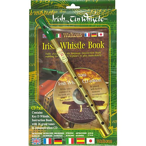 Waltons Irish Tin Whistle Package