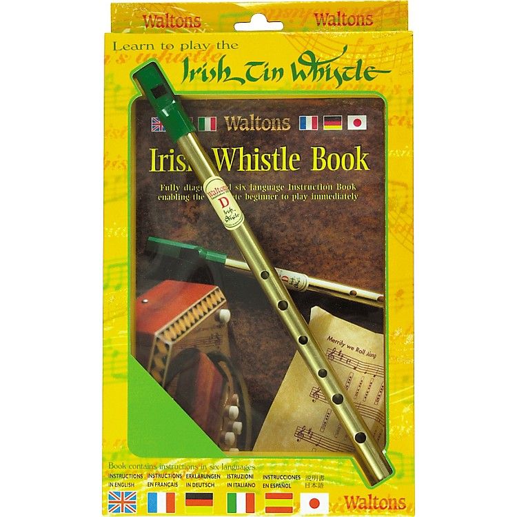 Waltons Irish Tin Whistle Value Pack