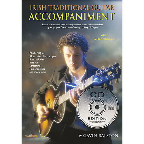 Waltons Irish Traditional Guitar Accompaniment Waltons Irish Music Books Series Written by Gavin Ralston-thumbnail