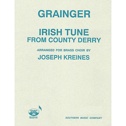 Southern Irish Tune from County Derry (Brass Choir) Southern Music Series Arranged by Joseph Kreines-thumbnail