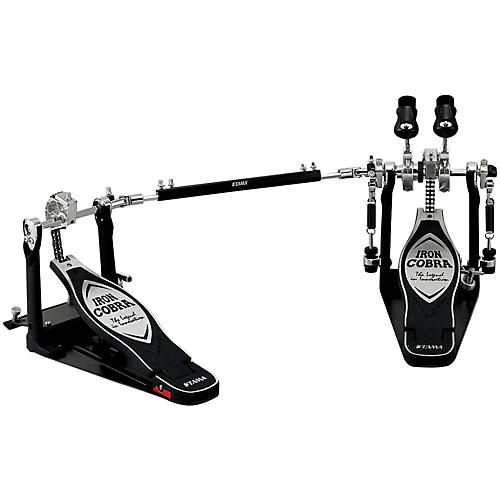 Tama Iron Cobra 900 Rolling Glide Double Bass Drum Pedal-thumbnail