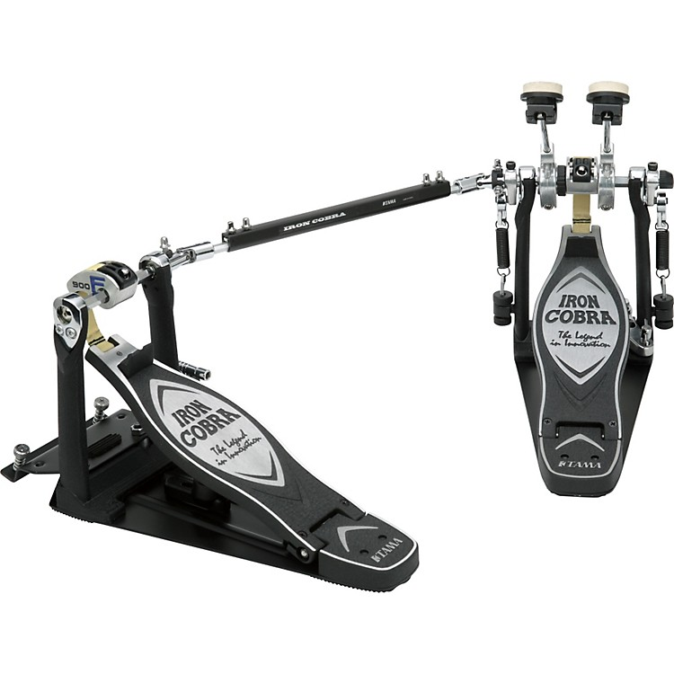 Tama Iron Cobra Flexi Glide Double Pedal