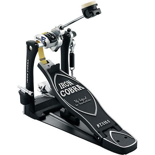 Tama Iron Cobra Flexi Glide Single Kick Drum Pedal with Cobra Coil
