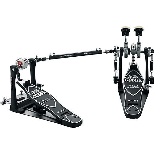 tama iron cobra power glide double kick drum pedal with cobra coil musician 39 s friend. Black Bedroom Furniture Sets. Home Design Ideas